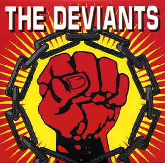 直輸入盤7インチ【THE DEVIANTS/ Fury Of The Mob】