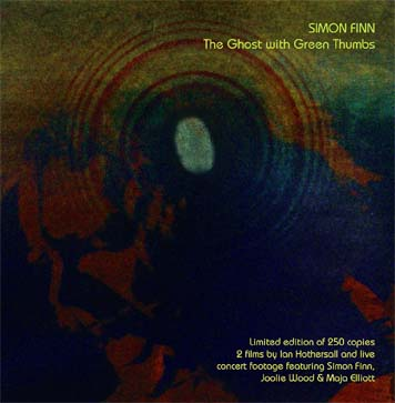 SIMON FINN / The Ghost with Green Thumbs (DVD)